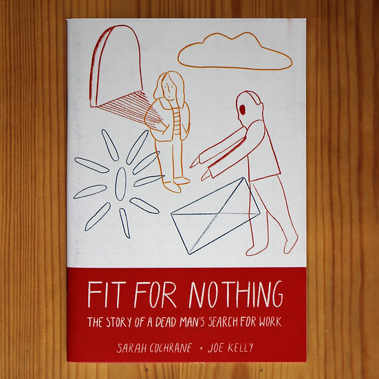 """FIT FOR NOTHING"" BY I QUIT COMICS"