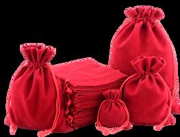 Saco de veludo vermelhos.png