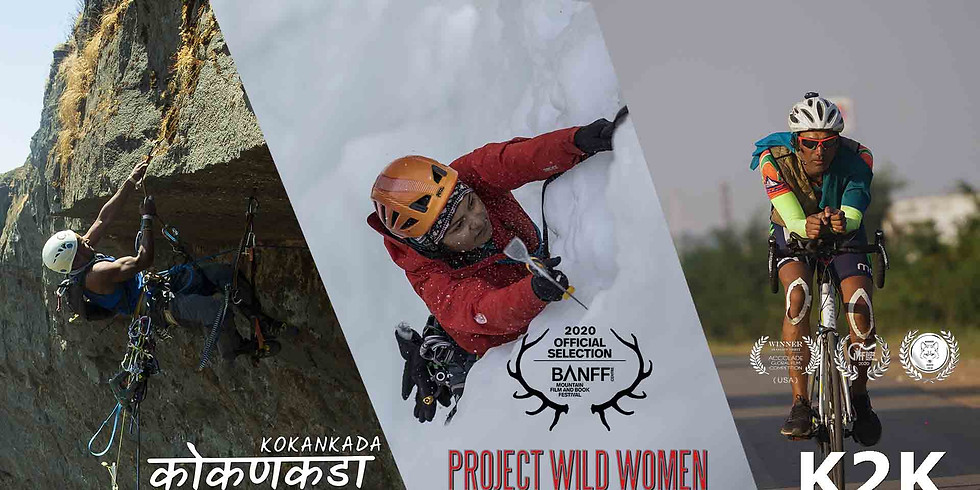 Adventure on Demand | Open Air Screening | Nashik Edition
