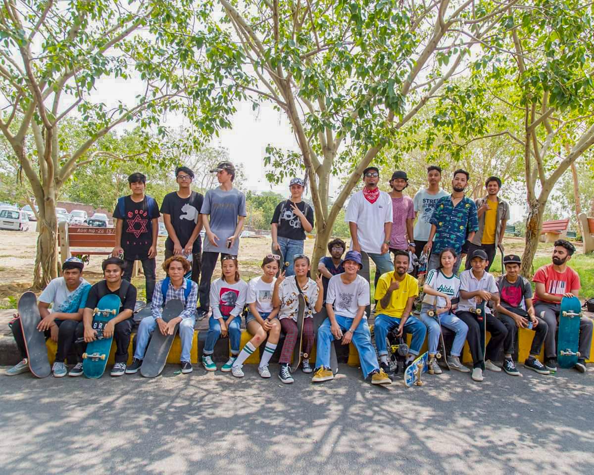 Delhi group.