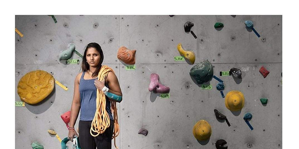 In conversation with Siddhi Manerikar, a professional sports Climber