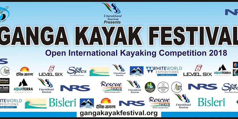 Ganga Kayak Festival 2019