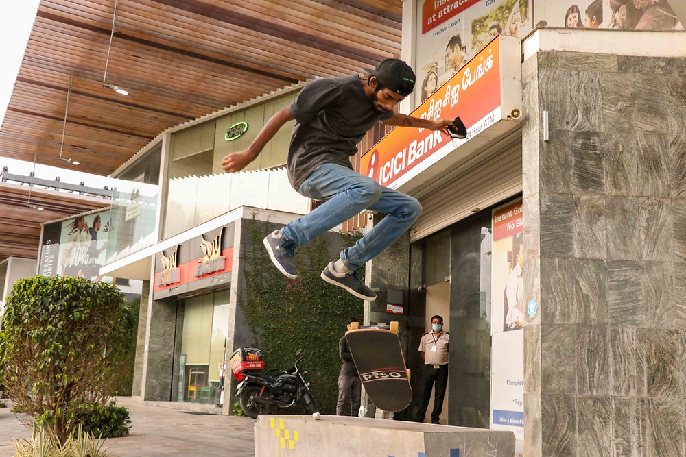 PC: Chennai Skateboarding
