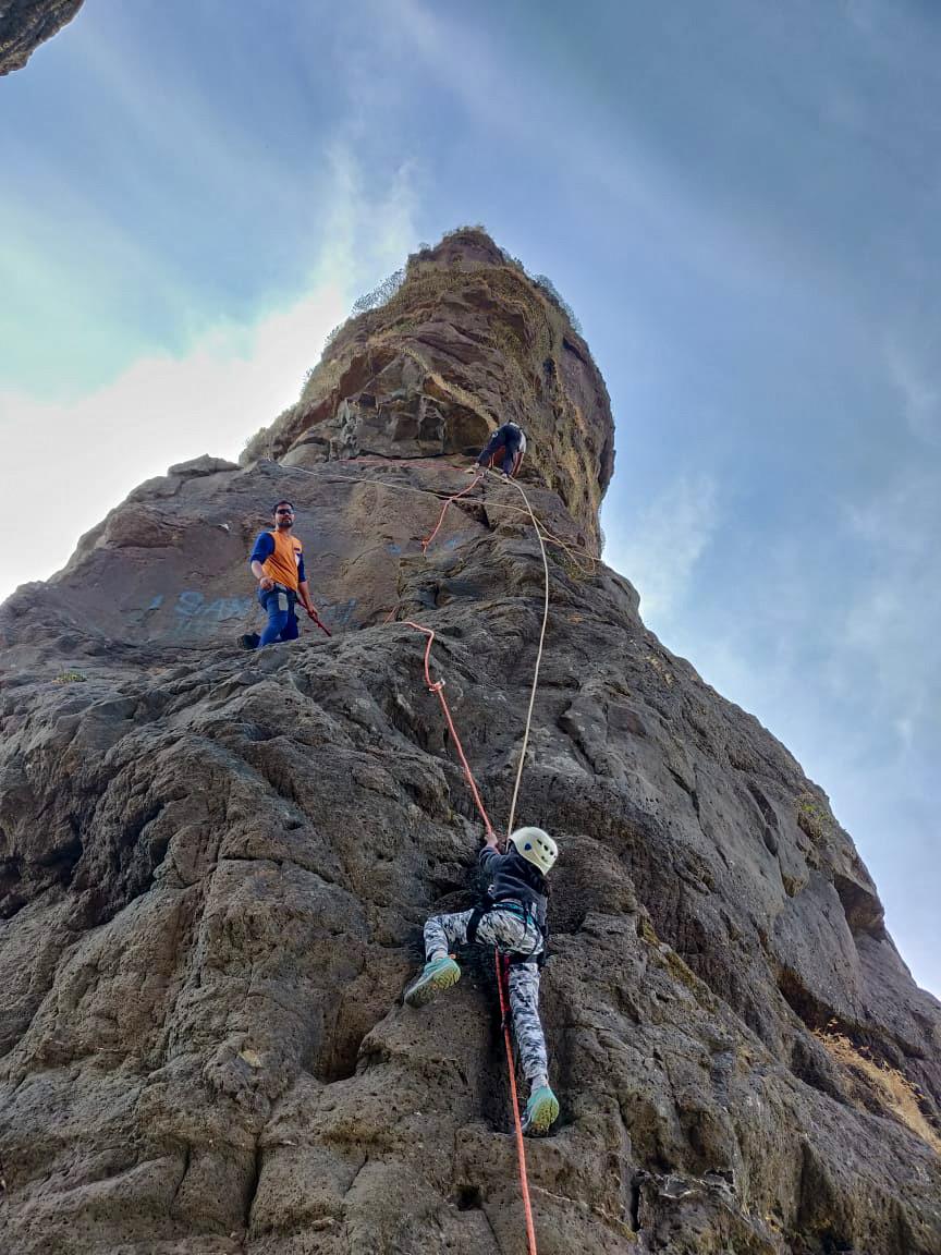 Climbing location: Tailbaila