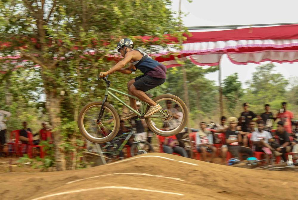 Rider: Rahul Mishra