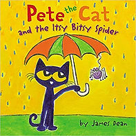 Pete the Cat and the Itsy Bitsy Spider.j