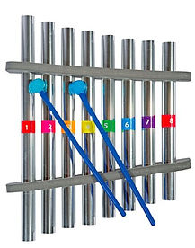 metallophone for young kids - chime-alon