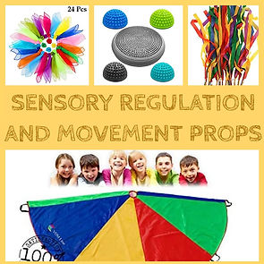Sensory regulation and dance movement cl