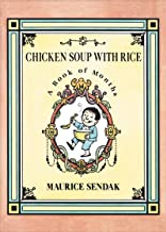 Chicken Soup with Rice A Book of Months.