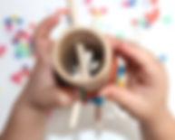 Build a Rainstick Experiment Kit ArtsKin