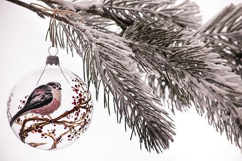Glob pictat manual: păsări din Ținutul Buzăului