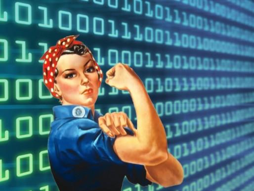 As mulheres na TI fazem a diferença!