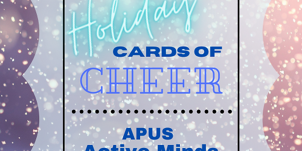 Holiday Cards of Cheer