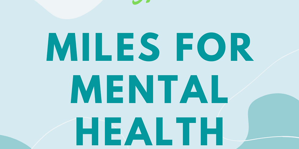 Miles for Mental Health