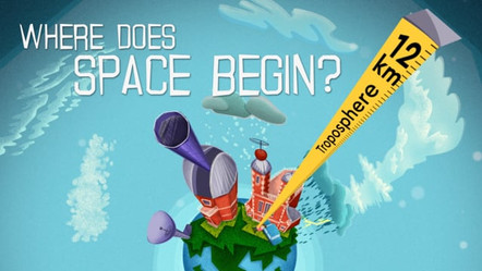 Royal Observatory Greenwich - Where does space begin