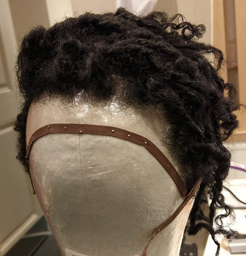 Hairstyling - Twists