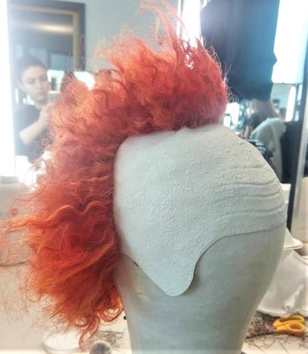 Wig Making - Hair Punching