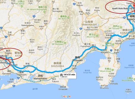 Lean Japan Tour—programul