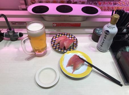 Cum faci sushi fără training?(!)