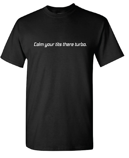 Calm Cotton T-Shirt
