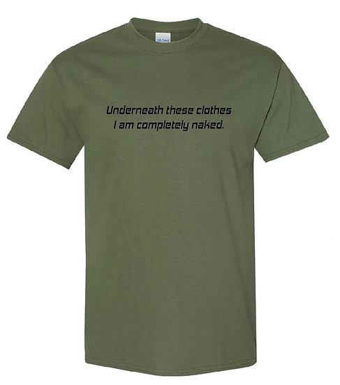 Naked Cotton T-Shirt