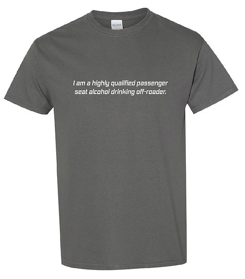 Highly Qualified Cotton T-Shirt