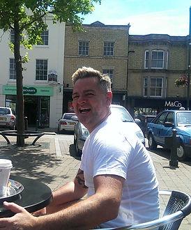 John McGinley, Surfin Cafe