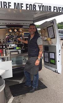 Jonathan Medlock, Surfin Cafe