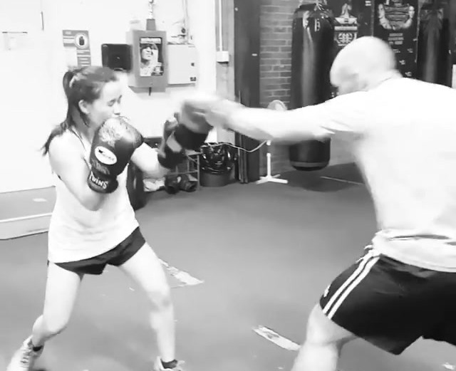 6 weeks of boxing done and dusted, 2 to