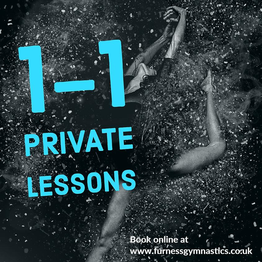 1-1 Private Lessons