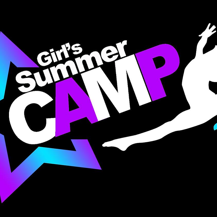 Three Day Summer Camp (£90)