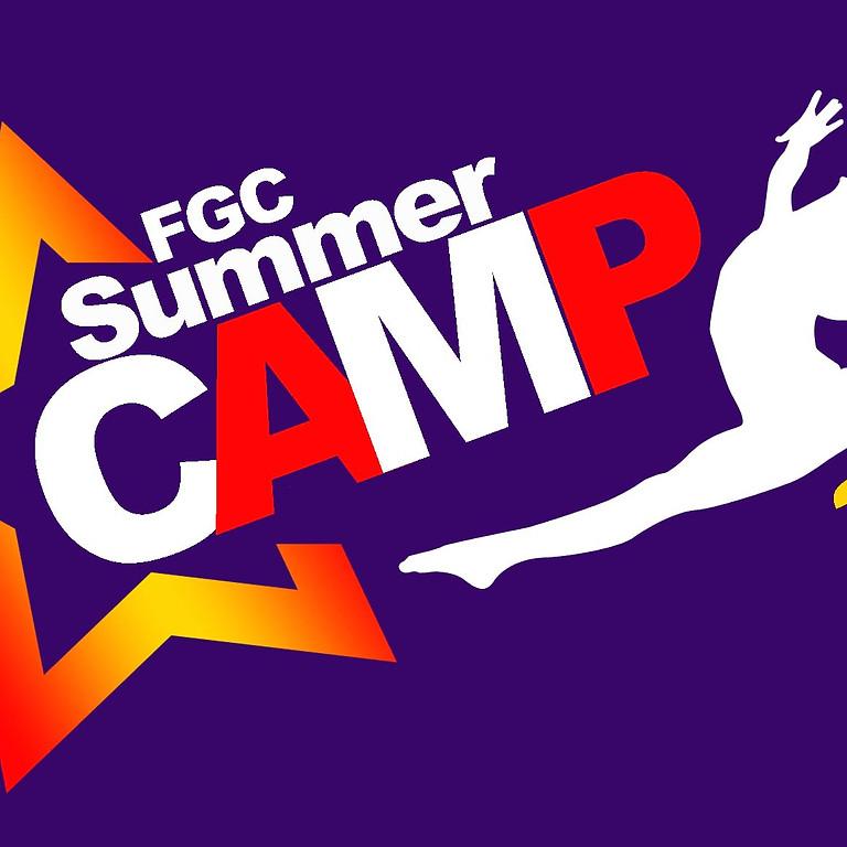 Pre-School Summer Camp (£10)