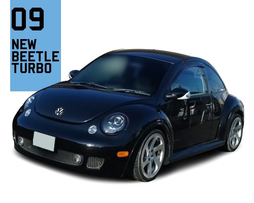 New Beetle turbo