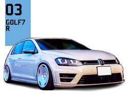 Golf7 R