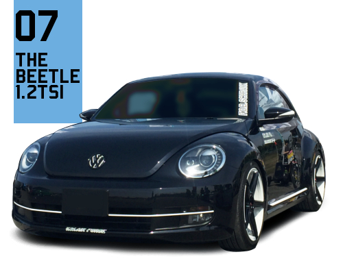 The Beetle 1.2TSI