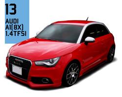 Audi A1 (8X) 1.4TFSI
