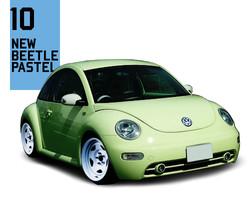 New Beetle Pastel