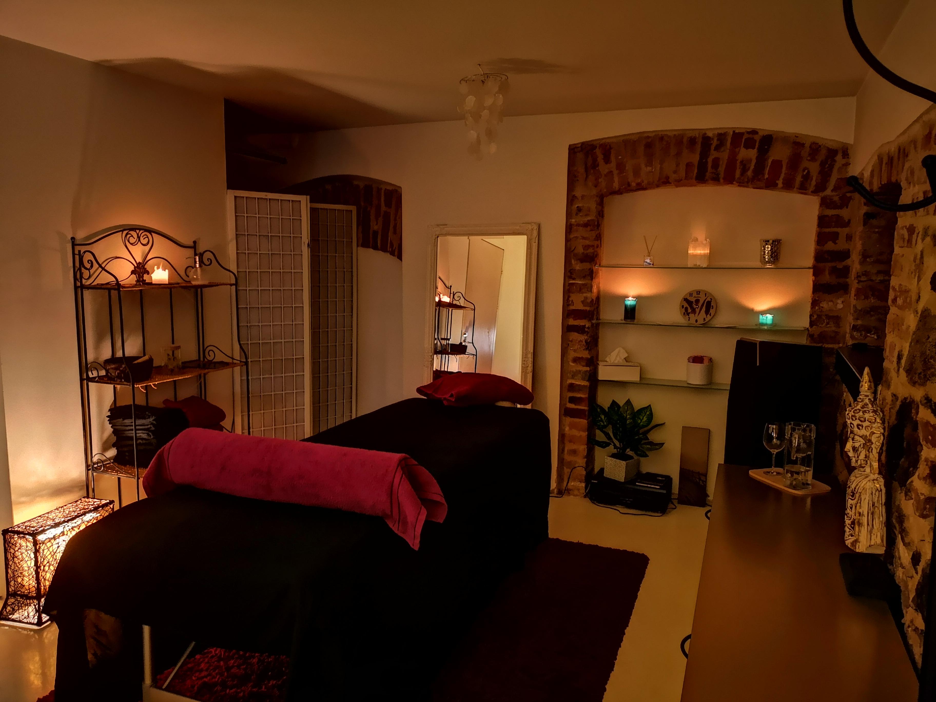 Massaažiruum | -INDIGO- massaaž Tartus