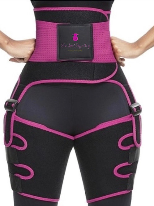 Bam Sweat Belt & Thigh Slimmers