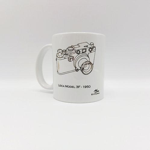 Ceramic Mug - Leica Model 3F