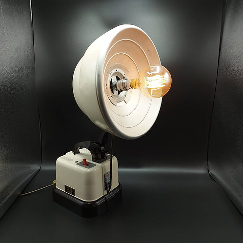 Hanovia Upcycled IR Lamp
