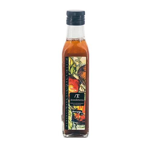 Vinagre de sidra macerado con Fresa (250 ml.)