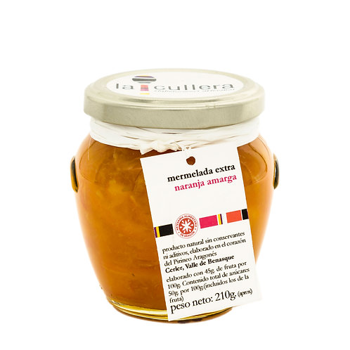 Naranja Amarga, Azúcar blanco (212 ml)