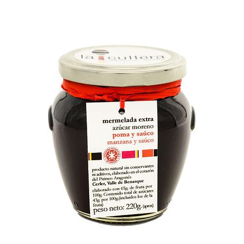 Manzana y saúco, Azúcar moreno (212 ml)