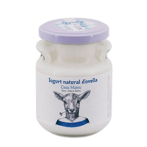 Yogur natural de oveja (270 g)