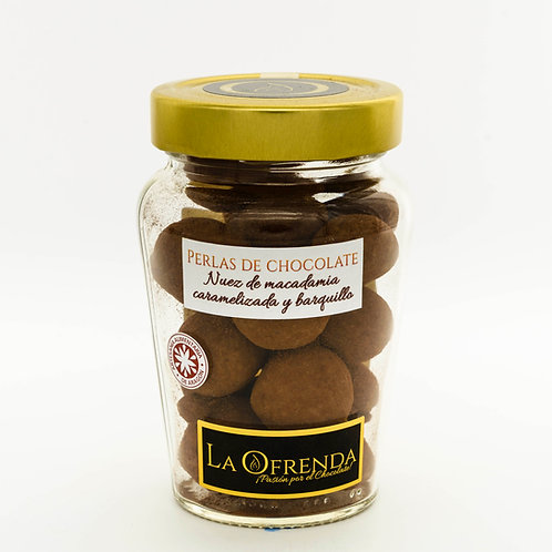 Perla de macadamia caramelizada (165 g)