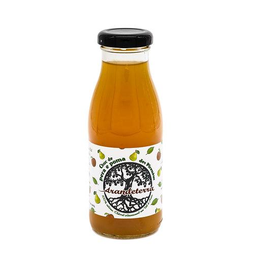 Zumo de manzana y pera (250 ml)