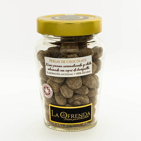 Perla de pecana y chile ahumado (170 g)