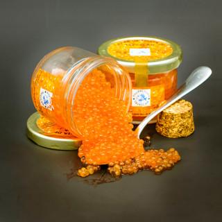 Caviar de trucha