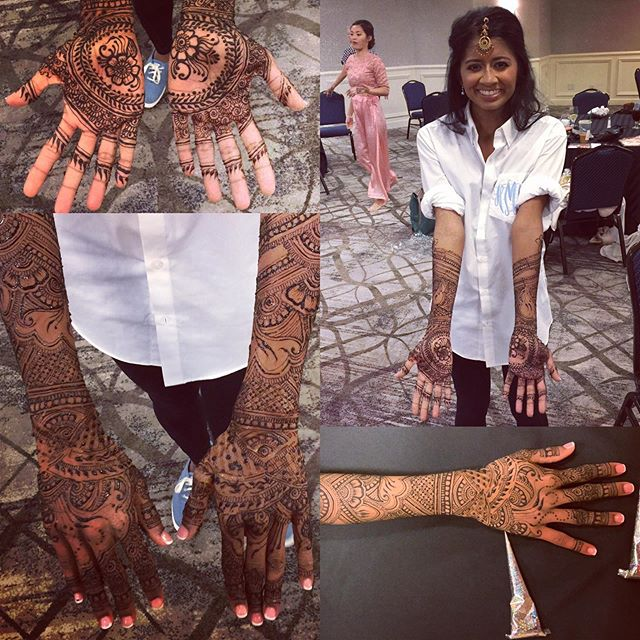 Bridal henna for Naz!__#sublimeconceptio